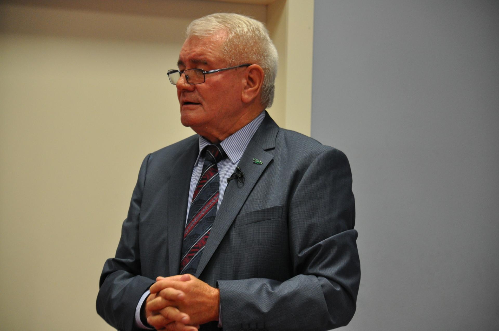 Predsjednik kompanije Tehnix g. Đuro Horvat održao predavanje povodom početka akademske godine