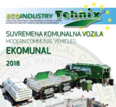 Novi katalog Ekomunal 2018