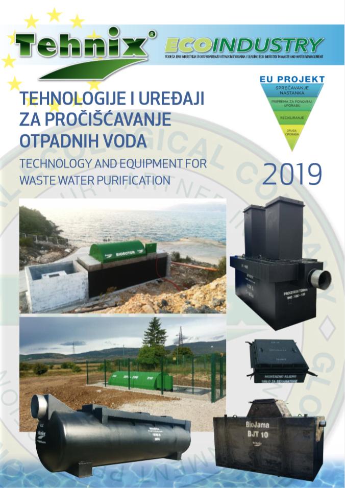 Tehnologije i uređaji za pročišćavanje otpadnih voda
