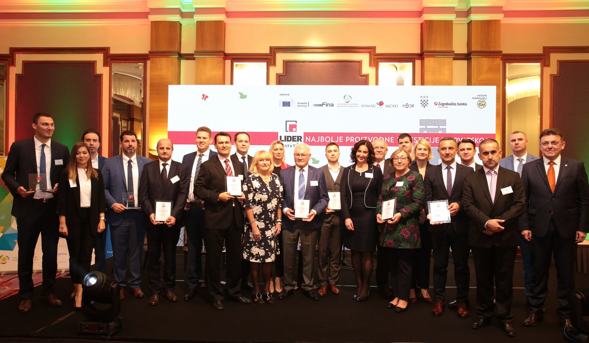 Lider Invest – The Award for the Best Investments in Croatia