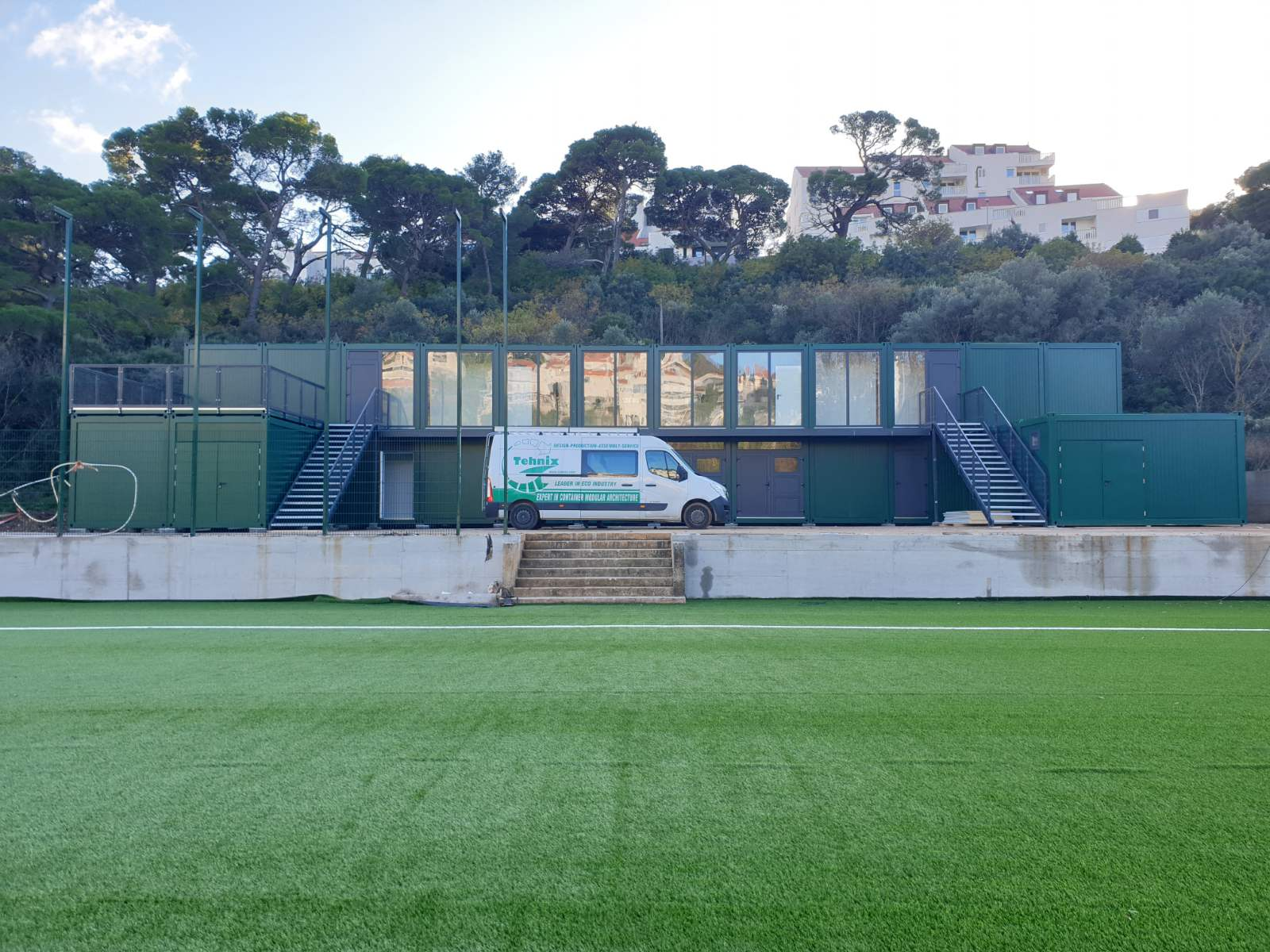 Sports facility in Dubrovnik