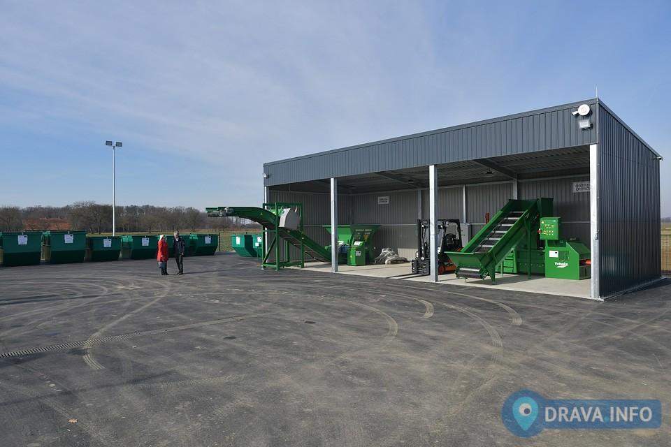Recycling yard Herešin Koprivnica