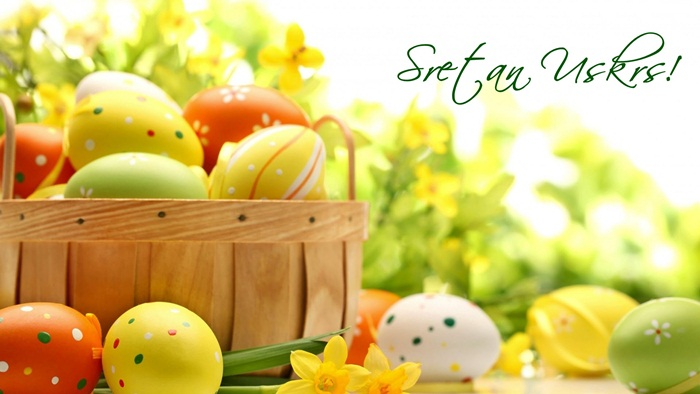 Tehnix wishes you a happy and blessed Easter