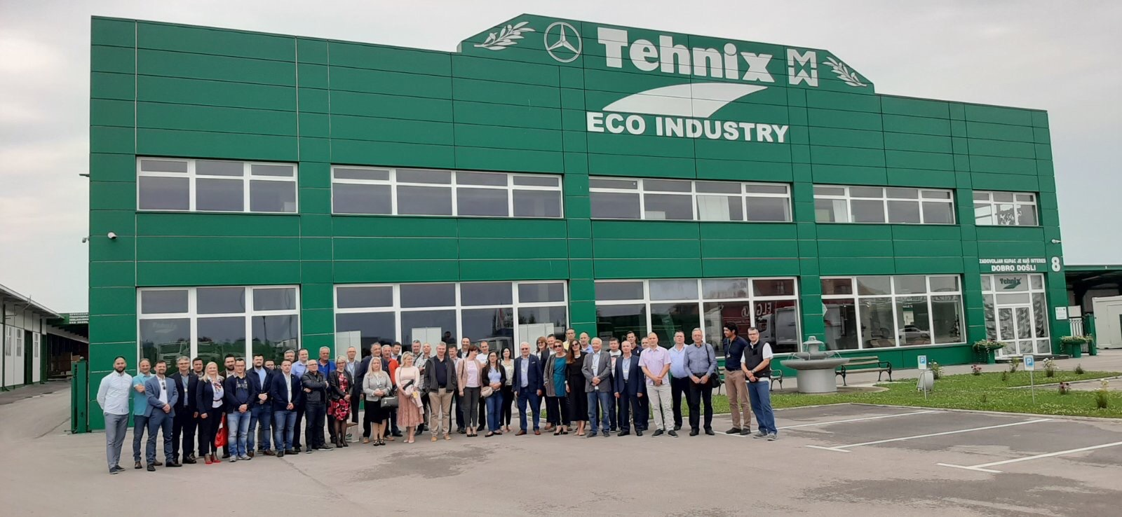 Second Technological Conference at Tehnix – Adriatic Group