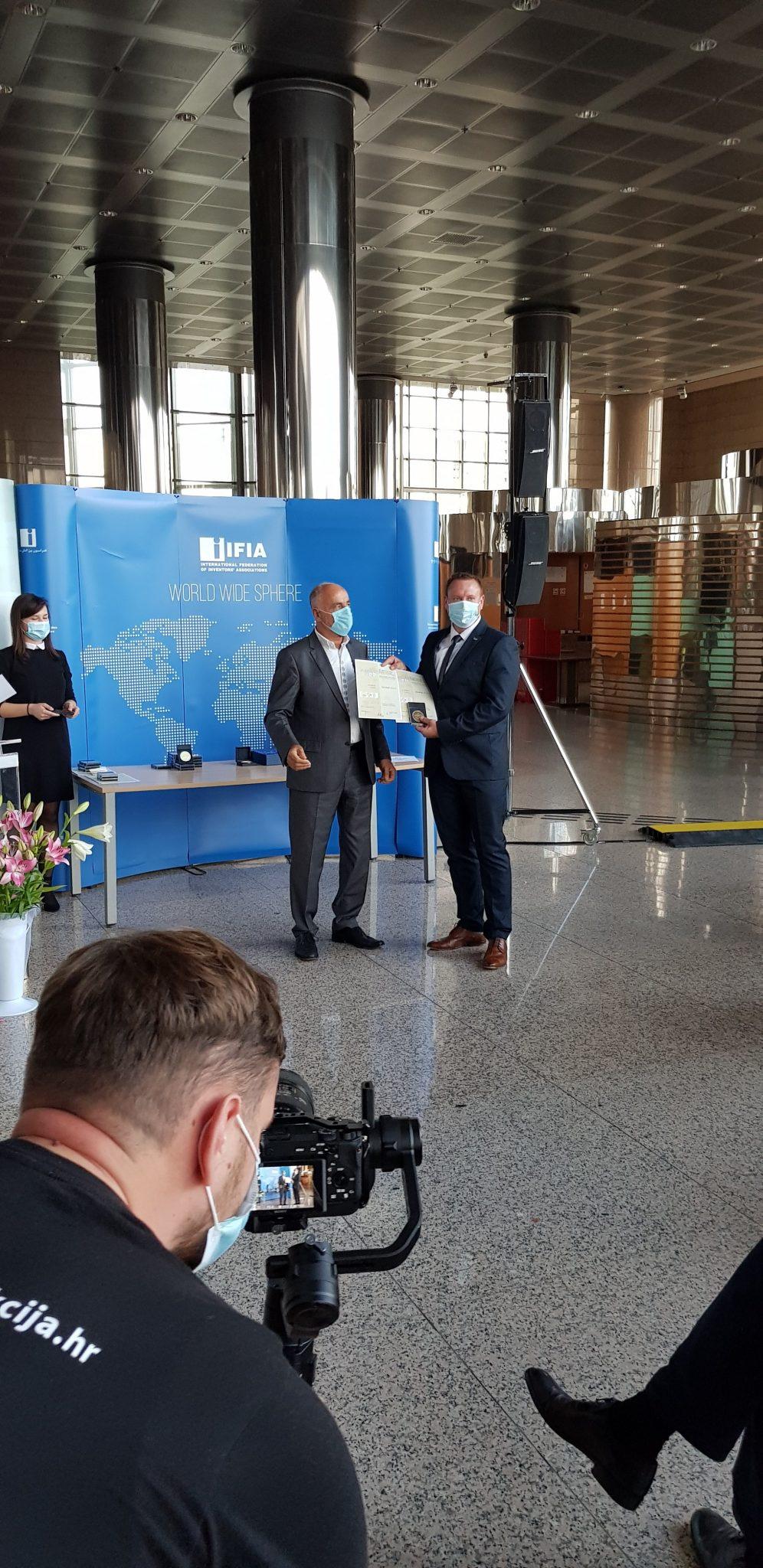 """18. međunarodna izložba inovacija """"ARCA""""  Zagreb"""