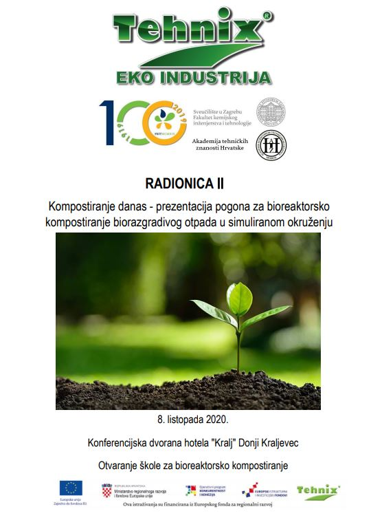 RADIONICA II – kompostiranje danas
