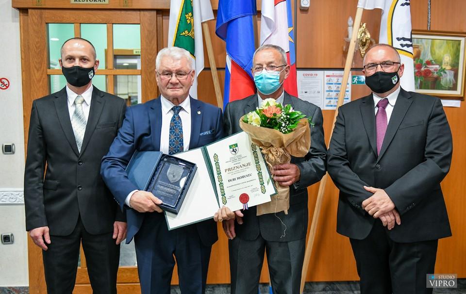 Predsjednik kompanije Tehnix, Đuro Horvat, primio priznanje za životno djelo