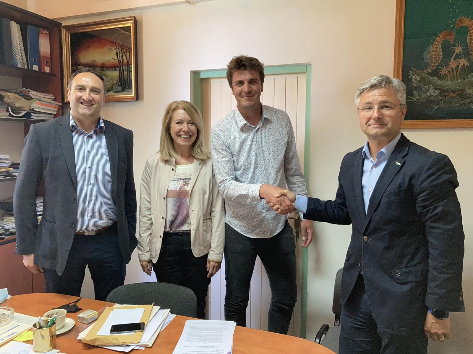 Škovacin d.o.o. nabavlja novo Komunalno vozilo