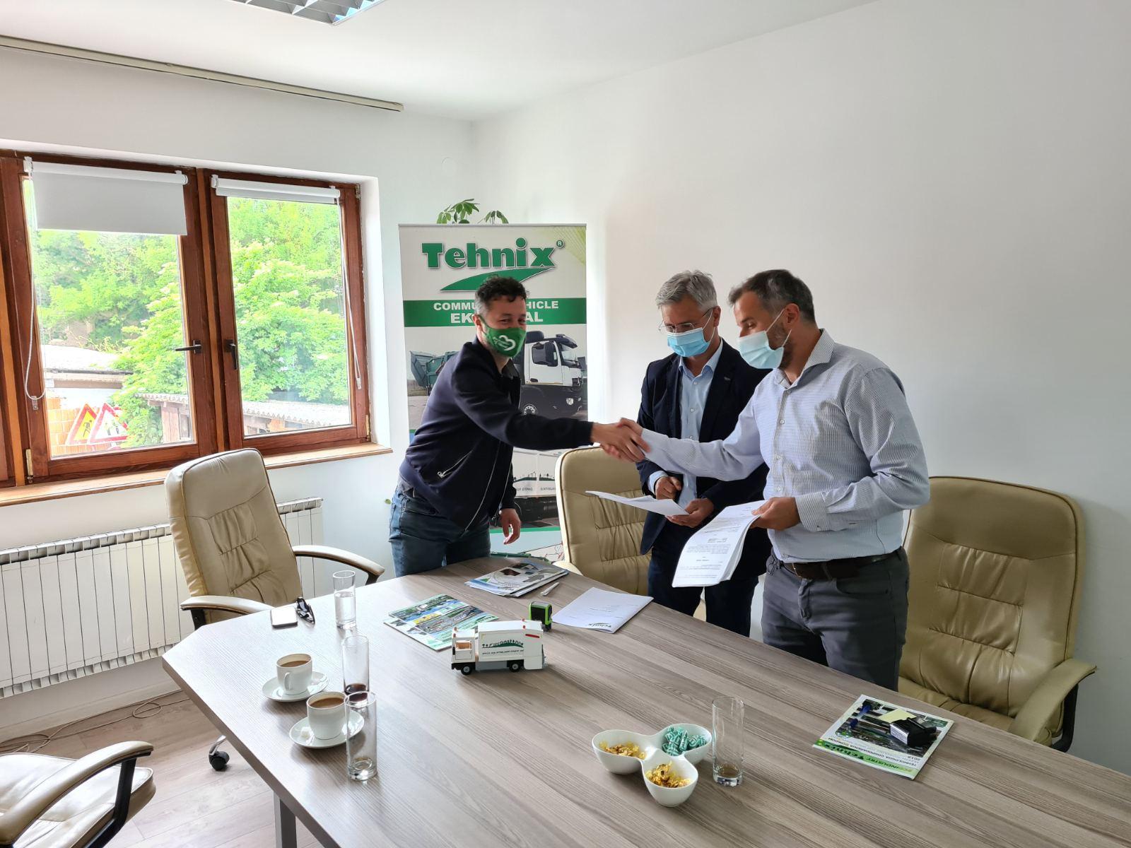 Potpis ugovora za Valpovo