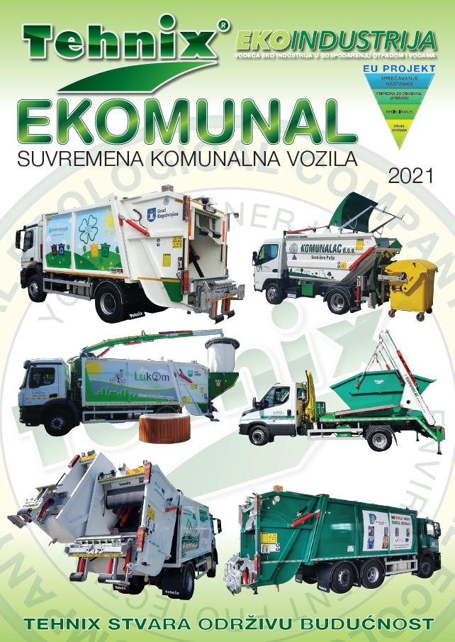 Novi katalog EKOMUNAl 2021!