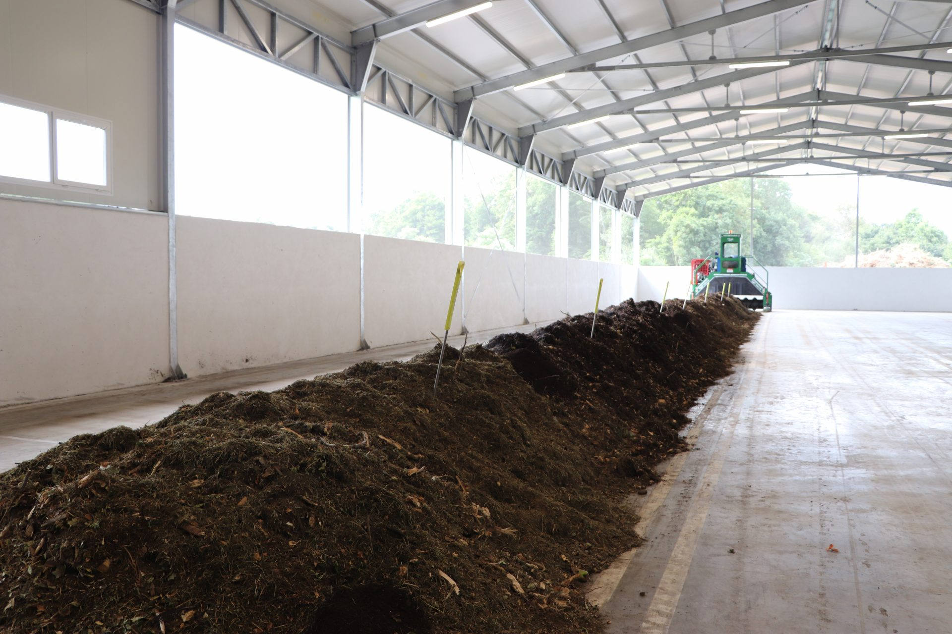 Ceremonially opened and put into trial operation of the Herešin Composting Plant – the most modern composting plant in Croatia