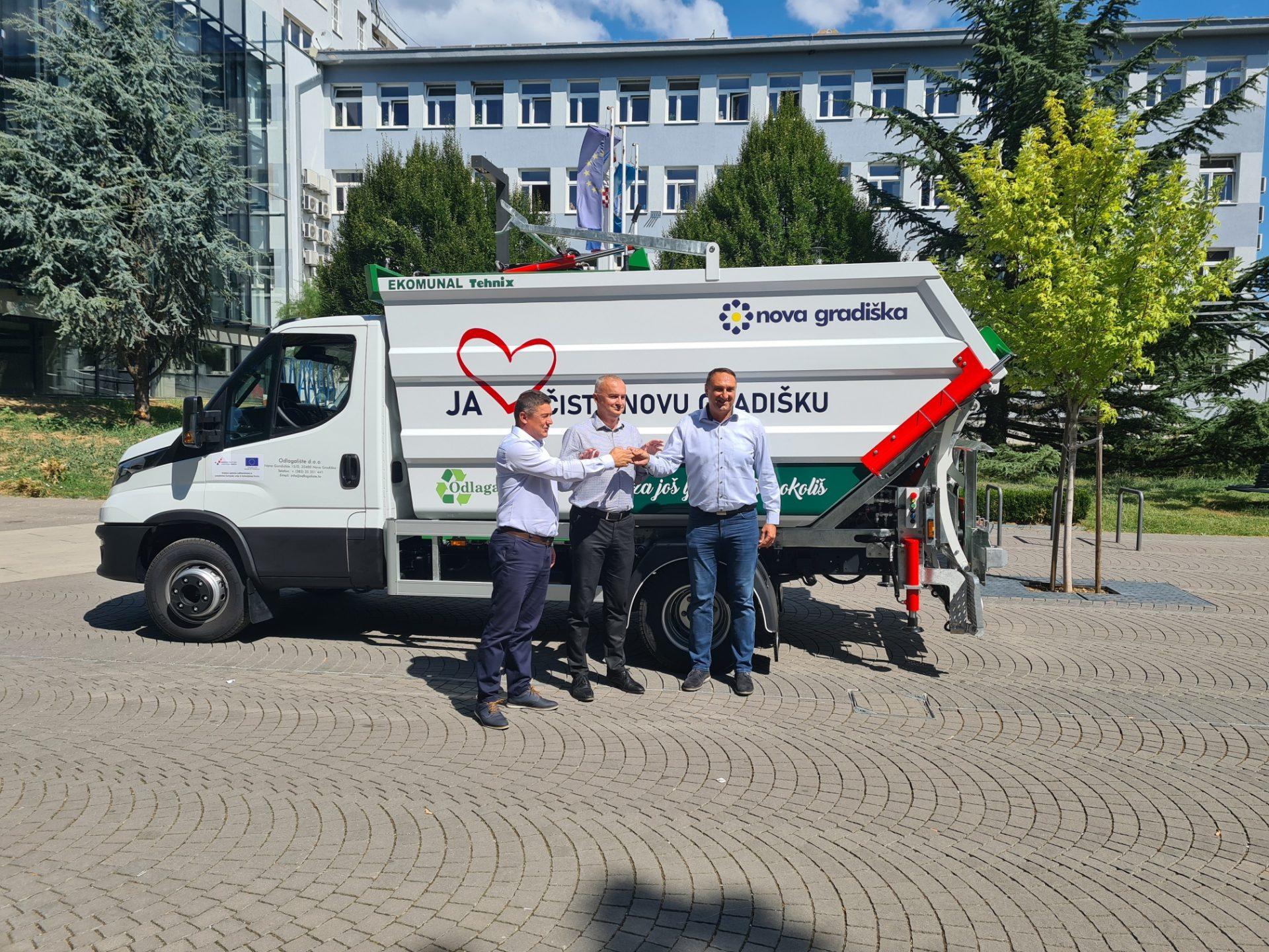 Delivery to Nova Gradiška