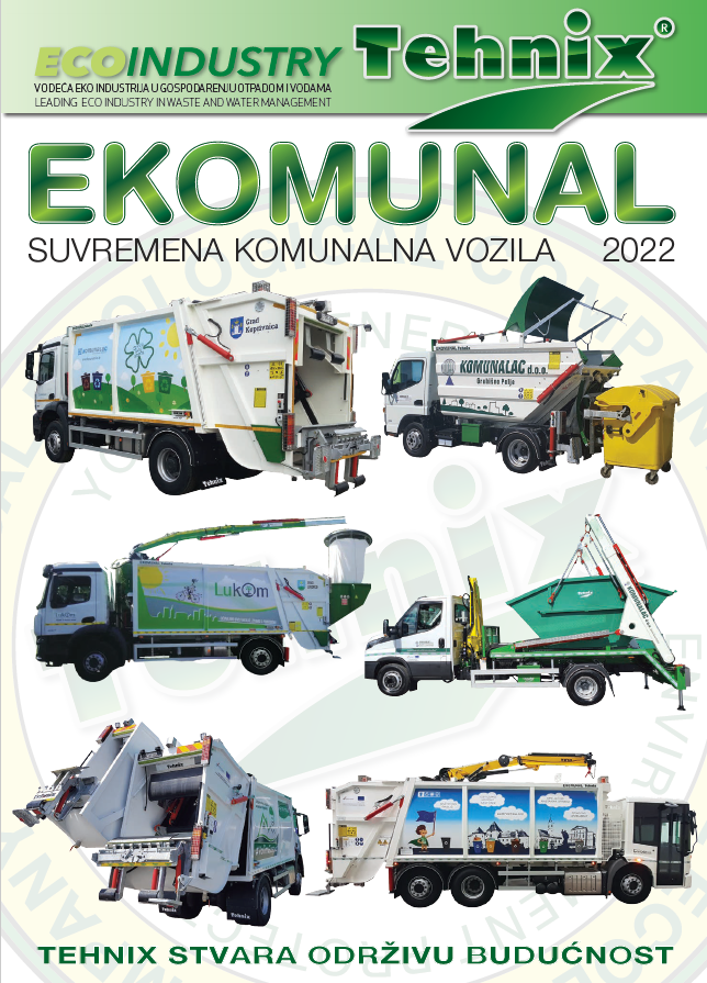 Novi EKOMUNAL 2022 katalog