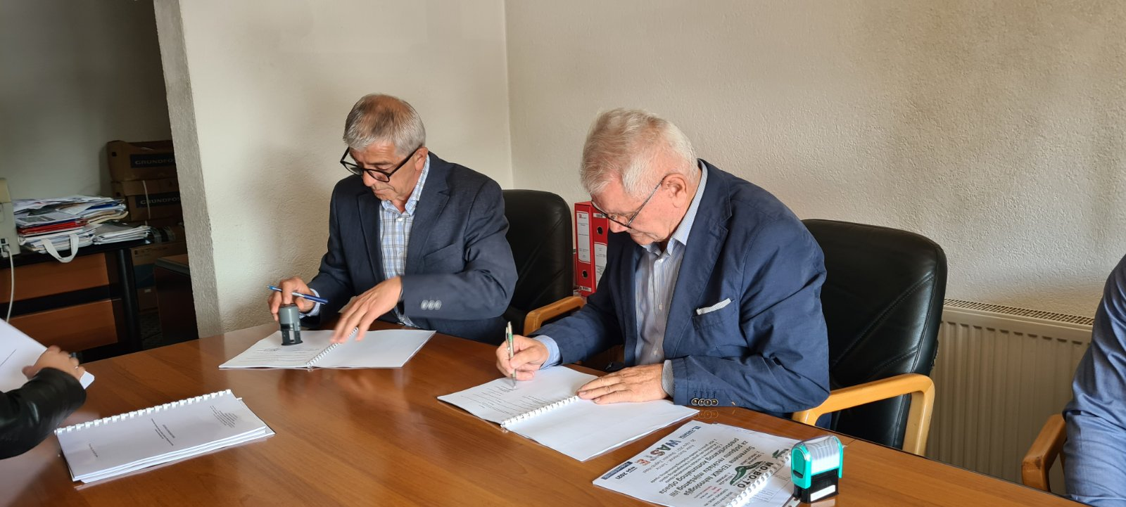 Contract Concluded for the Prozor-Rama Composting Plant