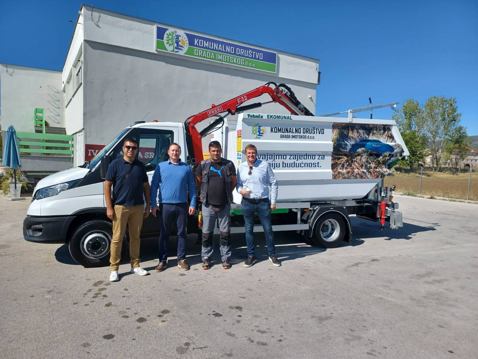Second Delivery for Imotski
